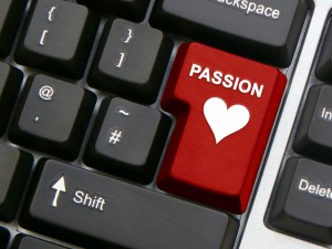 Find your passioin for writing